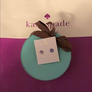 Kate spade ♠️ NWT earrings SHINE ON collection